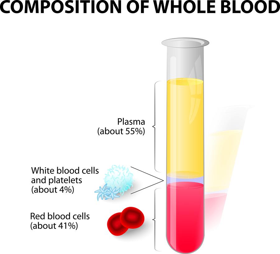 blood spinning machine